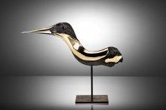 Bec Heron bronze